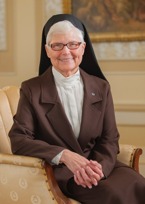 Photo of Sister Elise Kriss